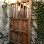 Puerta entre Patios