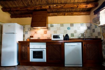 Casa Hedra - Cocina Casa Relax