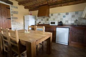 Cocina Comedor Casa Relax