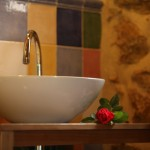 Detalle lavabo Casa Relax