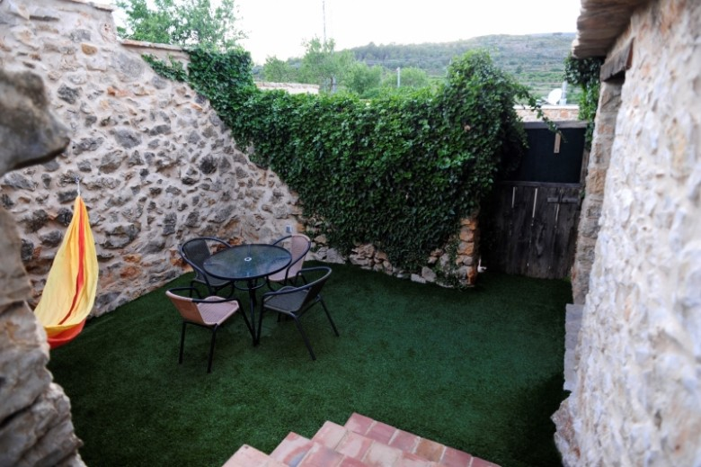 Terraza Casa Relax