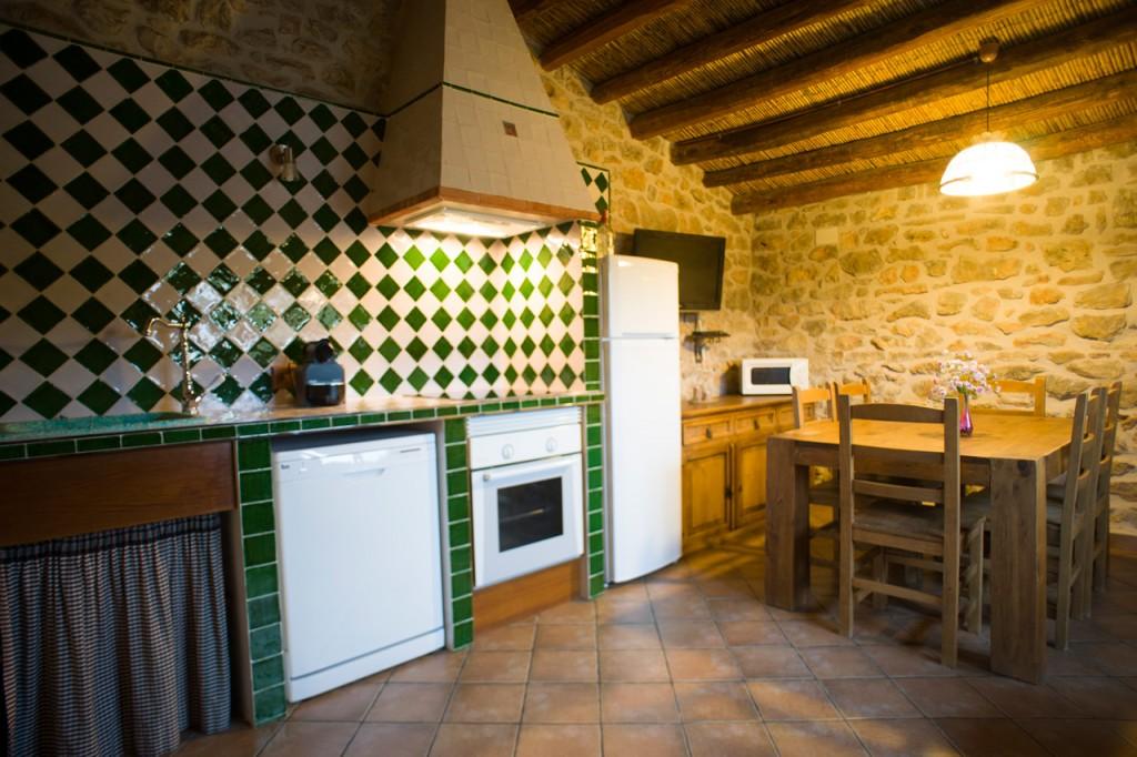 Casa Dragons Cocina