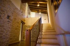 Casa Dragons - Escalera