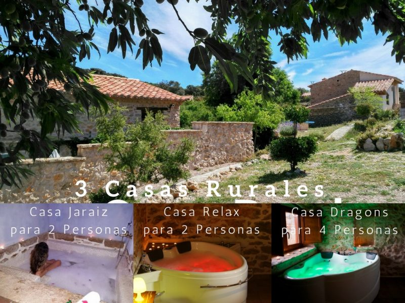 Casas rurales parejas castellon con jacuzzi - Casa rural 15 personas ...