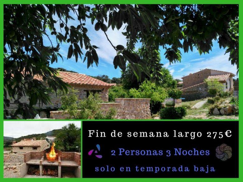 oferta casas rurales