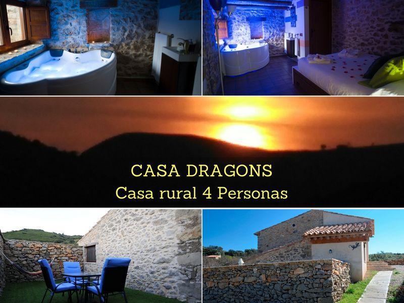Casas rurales parejas castellon con jacuzzi - Casa rural 11 personas ...